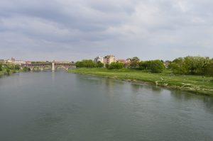 Ponte Coberta, Pavia.